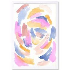 Margot Tenenbaum Framed Graphic Art