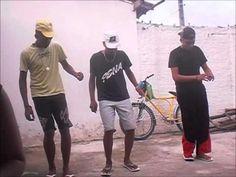 BoB Samuel e Yuri Nu passinho Do Reggae - YouTube