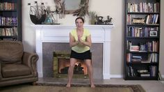 """Basic Aerobics 1 & 2"" - If you've never done basic aerobics before, have no fear. Bethany from fit2b.com keeps the queues simple and non-fancy. These short routines are both filled with gentle upper and lower body movements that flow together for a great beginner workout or an excellent warm-up as you prepare for harder exercises."