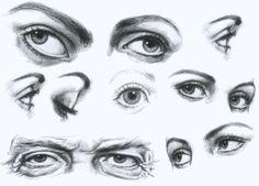 Tutorial para aprender a dibujar un ojo semirealista paso a paso en tiempo real. Si te gusta, dale like y comparte este video! Muchas gracias...