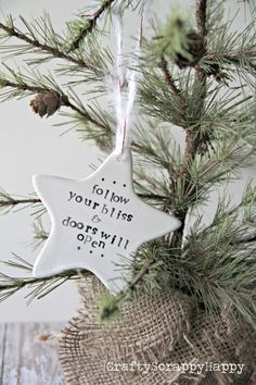 I have to say, I am more than a little obsessed with making my own Christmas tree ornaments. And they are tending to all be white and light! This project is no exception. I had fun using some newLifestyle Craftscutting dies, the were the perfect way to transform a normal ornament into a perfect snow [...]