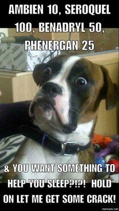Oh my gosh! So hilarious!
