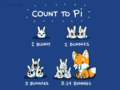 Count To Pi for $12. I laughed WAY to hard at this.