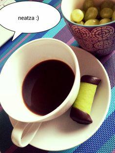 coffee, dammsugare, grapes