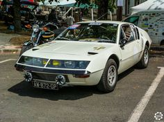 Renault Alpine A310 (Modell 1 - 4cyl 125hp)