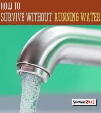 16 emergency preparedness and tips for coping without running water. | emergency preparedness