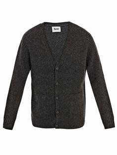 Berger Chunky Knit Cardigan