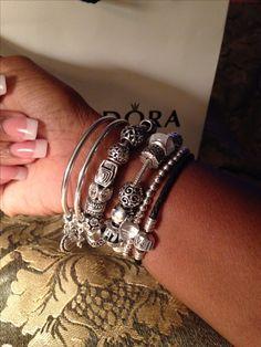 My Pandora & Tiffany