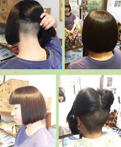 Messy Blonde Bob with Lowlights - 60 Best Short Bob Haircuts and Hairstyles for Women in 2019 - The Trending Hairstyle Stacked Haircuts, Short Bob Haircuts, Curly Bob Hairstyles, Trending Hairstyles, Straight Hairstyles, Messy Blonde Bob, Blonde Balayage Bob, Blonde Bobs, Line Bob Haircut