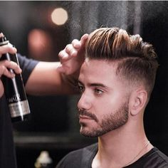 Top 10 Undercut Hairstyles for Men - Hairstyle Fix Beard Styles For Men, Hair And Beard Styles, Hair Styles, Trimmer For Men, Indian Human Hair, Thunder Thighs, Undercut Hairstyles, Hair Shampoo, Men's Grooming