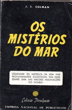 Os Mistérios do Mar | VITALIVROS
