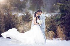 winter wedding, wedding photography, photography, bride and groom photography, mirage photography, winter, wedding