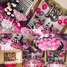 Throw the most spectacular milestone birthday and enter adulthood in style with these 7 perfect birthday party ideas! # Birthdays 7 Perfect Birthday Party Ideas You Need for an Amazing Milestone Bash - My Teen Guide 18th Birthday Party Ideas For Girls, 18th Party Ideas, Birthday Party Decorations, Cool Party Ideas, 17th Birthday Gifts, Birthday Cards, Hotel Party, Sleepover Birthday Parties, Birthday Goals