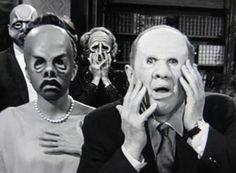 #creepy #mask #horror