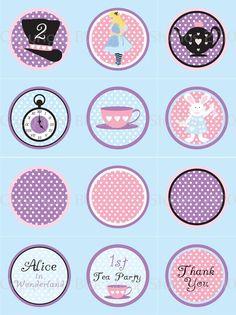 176 Best Alice In Wonderland Printables Images Wonderland Mad