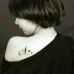 Tattoo Sticker English Letters Pattern Waterproof Temporary Tattooing Paper Body Art