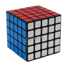 ShengShou Aurora 5x5x5 Speed Magic Cube Puzzle