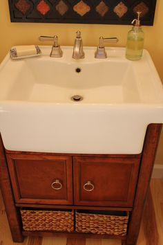 Farm Sink from Lowes