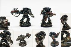 Blood Angels, Dark Angels, Deathwatch, Kill Team, Space Marines - Gallery - DakkaDakka   Boltguns kill pirates and ninjas equally.