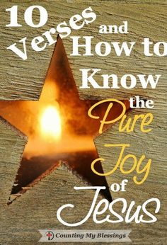 10 verses to sum up the hope you and I have in Jesus. Hope that gives pure joy. What 10 verses would you choose to share the hope and joy of Jesus? Christian Post, Christian Living, Christian Women, Christian Faith, Women Of Faith, Faith In God, Raising Godly Children, Pure Joy, Christian Parenting