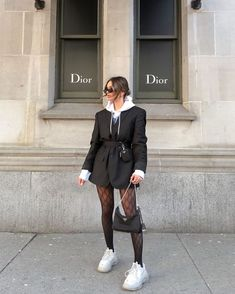 Winter Fashion Outfits, Look Fashion, Fall Outfits, Autumn Fashion, Womens Fashion, Fashion Trends, Grunge Outfits, Fashion Spring, Looks Street Style