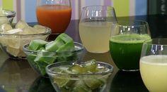 Sucos Refrescantes (Gelos com Sabor) | Receitas | Dia Dia