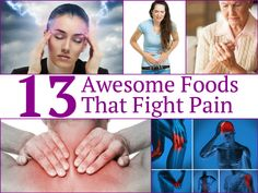 Everyone experiences occasional aches and pains and this usually means heading to the medicine cabinets for some pain medication. However, medicines are not your only option when you want to alleviate pain because there are several foods that can help to ease your aches. All of these foods can...