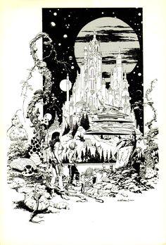 howlingscience:  Al Williamson