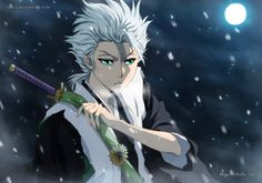 anime guys with white hair - Αναζήτηση Google