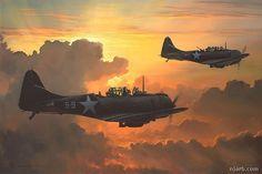 Stunning WWII Air Art Work (27 of 55)