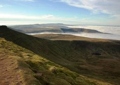Best UK countryside holidays Brecon Beacons Wales