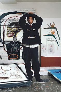 —Jean Michel Basquiat