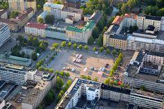 Lahden Tori Finland, Paris Skyline, City, Travel, Viajes, Cities, Trips, Traveling, Tourism
