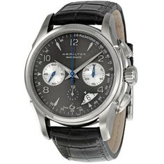 Hamilton Men's H32656785 Jazzmaster Chronograph Watch