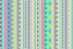 PASTEL geometric pattern