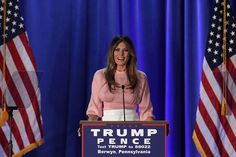 awesome Melania Trump says people should be nicer on social media. Her husband is Donald Trump. Check more at http://fullact.com/melania-trump-says-people-should-be-nicer-on-social-media-her-husband-is-donald-trump/