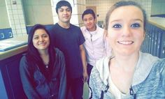 With my mains ♥