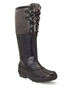 Ugg Belcloud Weatherproof Leather Boots, $295
