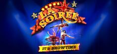 La Soirée, the hit Cabaret show returns to the Southbank from November 5th. Book your tickets today from just £15 to see this unmissable show!
