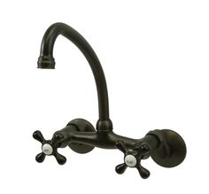 Our New Laundry Room Faucet for our Vintage Concrete Sink - Beneath My Heart