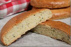 khobz dar, pain algerien maison