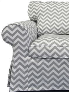 Great site that makes slipcovers for Ikea furniture and blogs about other ideas for updating Ikea furnishings