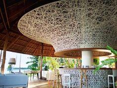Nay Palad Hideaway (formerly Dedon Island Resort) on Siargao, Philippines. Resort Interior, Resorts, Khao Lak Beach, Lamai Beach, Siargao Island, Hotel Pool, Villa, Beach Bars, Island Resort