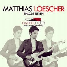 Guitarist Matthias Loescher plays an original tune and talks about jazz and his career on Capsulocity.com. Click the photo to see his interview and performance.