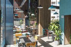 Retales de Madrid: Timesburg abre su primer restaurante en Madrid