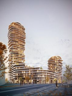 Gallery of Belatchew Arkitekter Releases Images of Proposed Discus Tower in Stockholm - 3