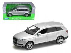 Audi Q7 1:24 Diecast Car Model by Welly