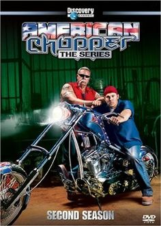 American Chopper: The Series (TV series 2003) - cancelled you guys TWICE!