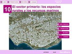Tema 5: EL SECTOR PRIMARIO by tonicontreras via slideshare