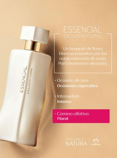 Natura Cosmetics, Cosmetics & Perfume, Perfume Bottles, Make Up, Skin Care, Personal Care, Beauty, Lily, Packaging